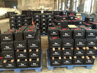 Manufacturers N7012v 70ah reconditioned used car batteries for sale
