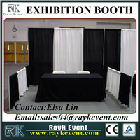 Hot sale exhibition booth trade show booth design trade show booth rental