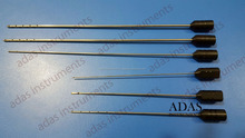 Super Luer Lock Liposuction cannula set