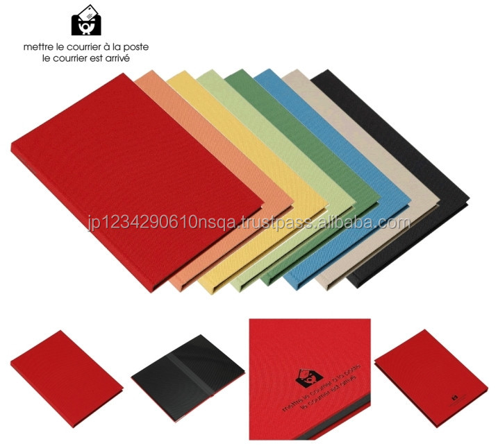 Water resistant plastic photo album also used for menu folder