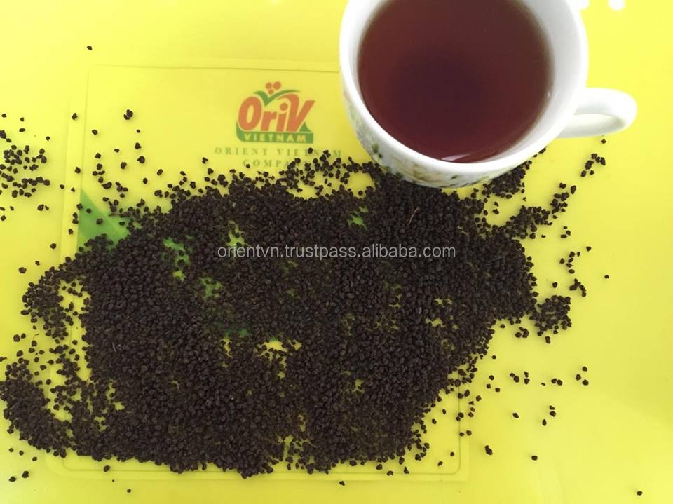 Slim Fast BOP CTC Black Tea and Green Tea in Vietnam