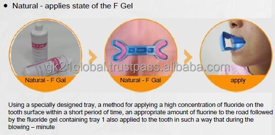 Natural - F Gel, Teeth Whitening, Tooth Whitening gel, Tooth Whitening machine, Whitening teeth.