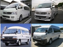 High quality and Japanese used toyota hiace bus with good fuel economy made in Japan