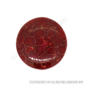 red mohave turquoise gemstone,loose round cabochon wholesale suppliers for pendant jewelry