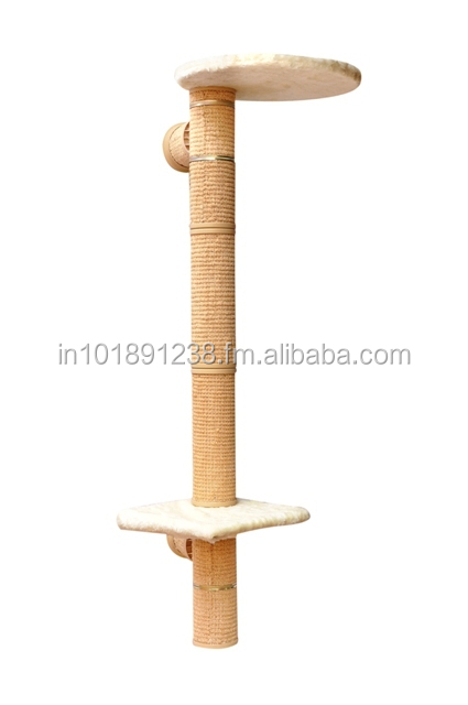 NO 9 WALL MOUNTED CAT TREE ( Catwalk system)