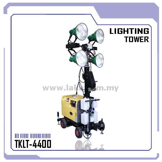 Lighting Tower (TKLT-4400) TOKU