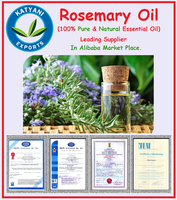 Rosemary Oil for Aromatherapy Spa & Medical Uses / Cosmetic Grade Rosemary Oil