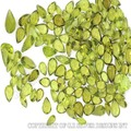 natural peridot gemstones pear normal cut loose top quality wholesale suppliers
