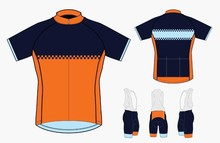 cycling team uniform
