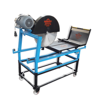 Stone cutting machine for marble and granite