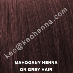 Manufacturer of Mahogany Hair Color