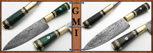 custom Cheff's Kitchen Knife latest / Hot sell Japanese Damascus Steel knives / Hot Knives