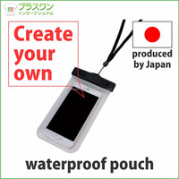 Original and Convenient waterproof mobile phone pouch with strap