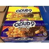 Cloud 9 Crunchy_Sereal Bar Lapis Coklat