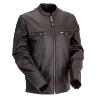 Men casual brando real leather jacket protective motorbike armoured motorcycle jacket winter coat