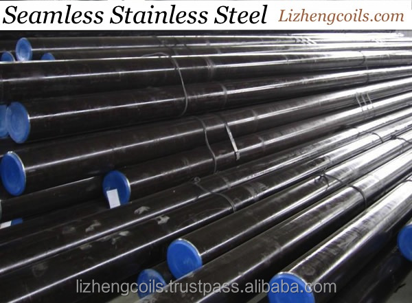 Super Long Seamless Stainless Steel Tube