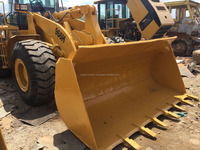Used Construction Machinery Used CAT 966H Wheel Loader For Sale