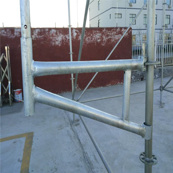 Aluminum Scaffold Parts : Upright ringlock scaffolding aluminum scaffold parts buy