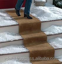 Non Slip Ice Carpet/ Biodegradable Ice Carpets /Anti Slip Coco Mat