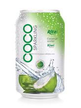 330ml Alu Kiwi Flavor with Sparkling Coconut Water