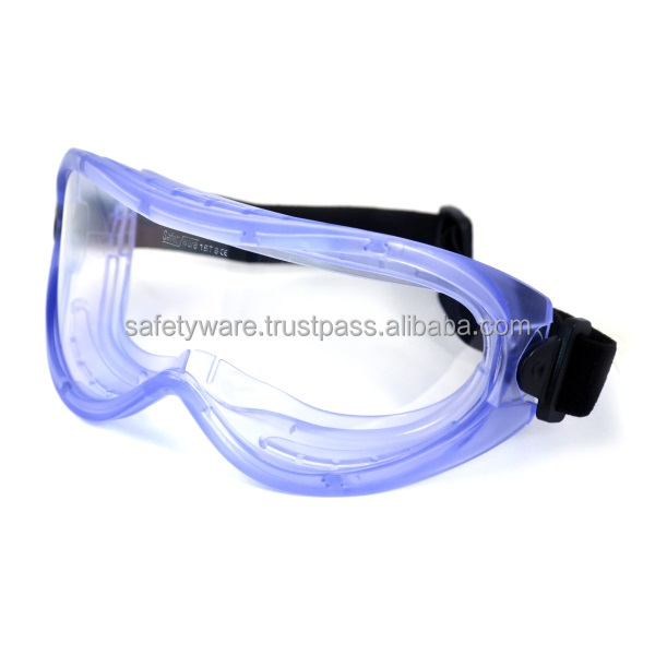 SAFETYWARE Comfi-Plus Ventilation Goggle