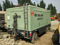 USED sullair diesel Rotary Screw Air Compressor for sale china