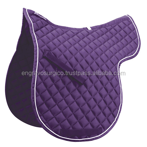 saddle pads english horse saddles polycotton horse saddle pads