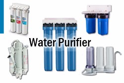 Household 3-Stage Pure Water Purification