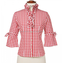 Trachten Oktoberfest Bavarian Traditional Ladies Shirt/Blouse Mieder / MIEDER BLOUSES