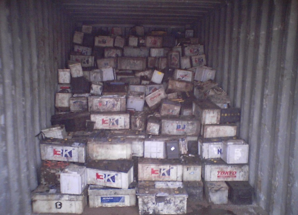 Factory !!! used car battery scrap for sale