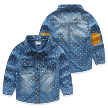 CUSTOM MADE READYMADE GARMENTS OF 100% COTTON KNITTED BOYS SHIRTS