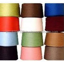 100% Acrylic yarns- Non-bulk & HB ( knitting & weaving)