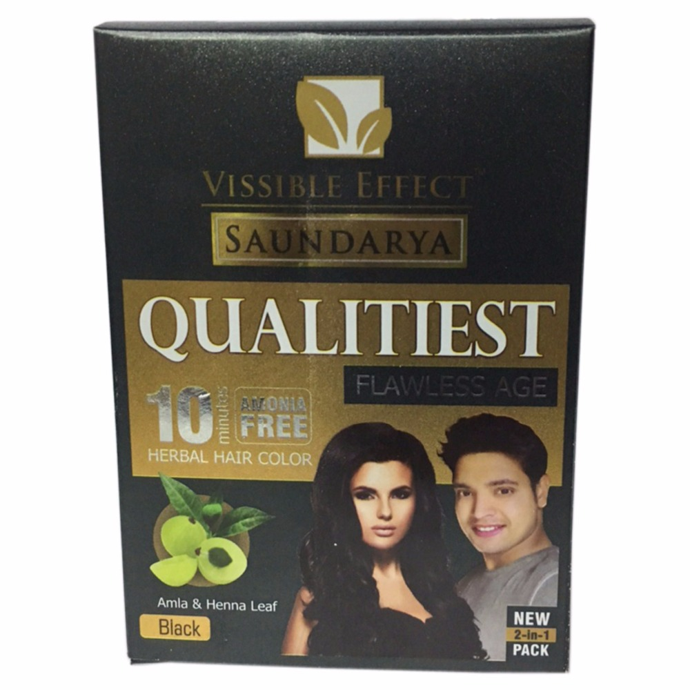 Best Indian 10mint hair Dye - black