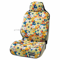Various designs of universal size smart car accessories seat cover with storage pocket