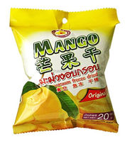 BEST SELLING Vacuum Freeze dried Mango 20 g pack from Thai Ao Chi Fruits