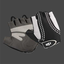 Padded Anti-Slip Cycling Bike Bicycle Motorcycle Gloves Shockproof Outdoor Sports Half Finger