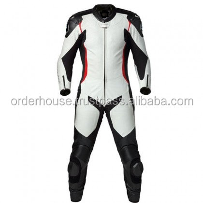 CUSTOM MADE MOTORCYCLE LEATHER RACE SUIT BEST