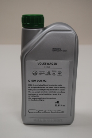 Volkswagen Oil for hydraulic system and power assited steering
