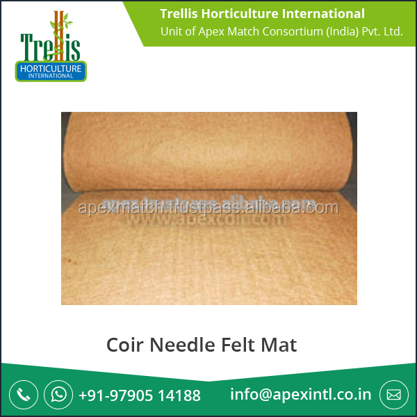Coir Needle Felt Mat to Manufacture Beds