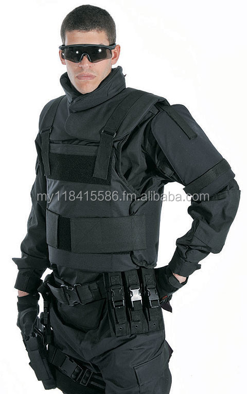 NIJ IIIA Full protection Bulletproof Vest