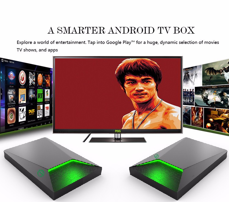 2019 android tv box digital satellite receiver S912 M9S Z9 AD player tv box M9S Z9 play store app free download from Dragonworth