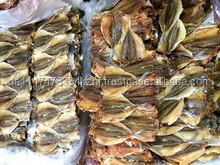 1 Dried Yellow Trevally Fish