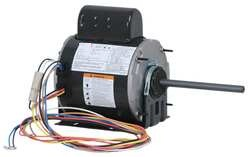 Condenser Fan Motor 1/2 1075 rpm 60Hz
