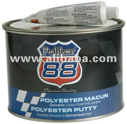 Polikor 88 Polyester Putty