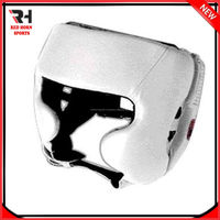 White Boxing Headgear's, Youth Boxing Headgear, Boxing Equipments