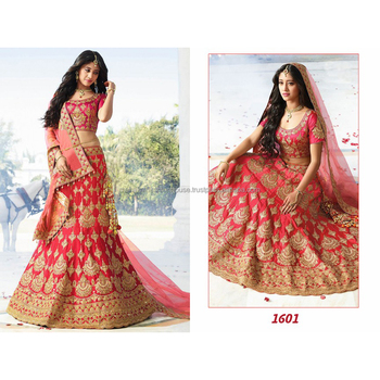 Exclusive Designer Indian Ethnic Wear Bridal Lehenga Choli