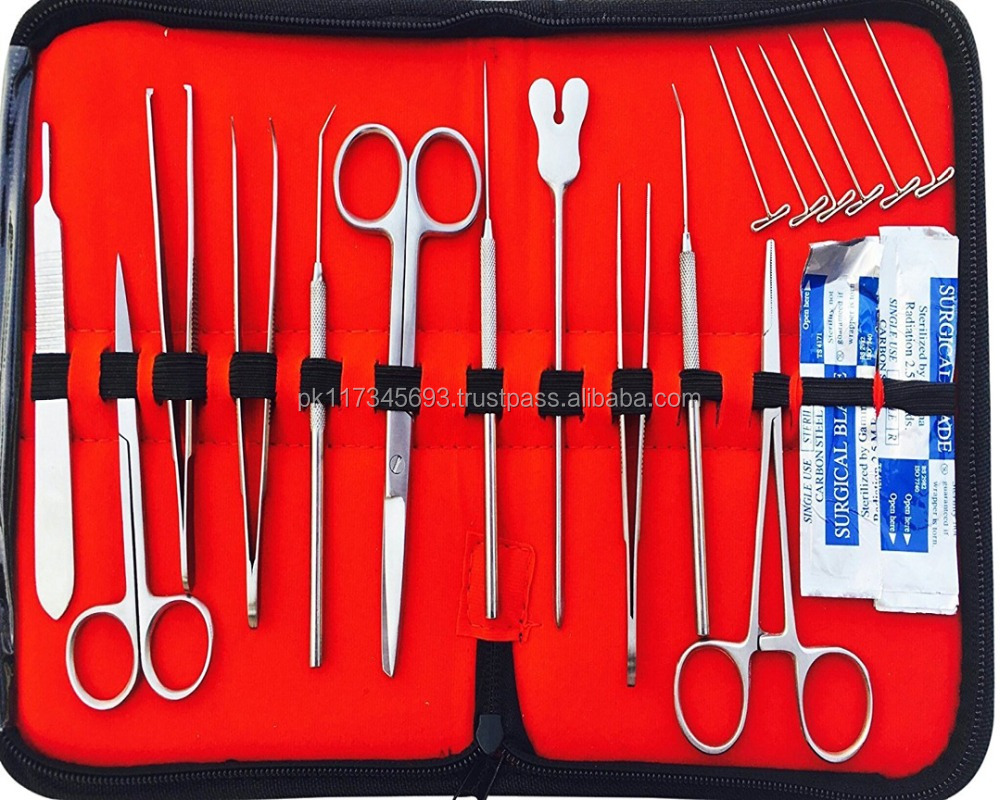 29pcs Advanced Dissection Dissecting Kit-6 T-Pins