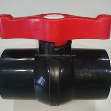 SOLID SEAL PVC BALL VALVE EXPORT QUALITY