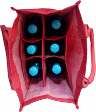 red bottle tote online sale