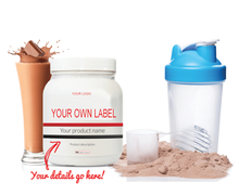 Protein Shake (Bulk, Private Label, Custom Formulation)